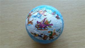 Puzzelball I